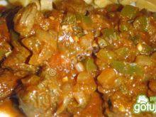 Porkolt wołowy czyli gulasz po węgiersku