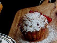 Porzeczkowe muffiny
