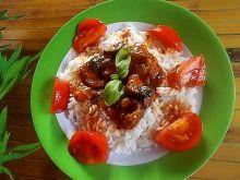 Poświąteczna potrawka z ryżu