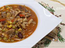 Poświąteczna zupa rozgrzewająca