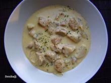 Potrawka cielęca z kuchni francuskiej