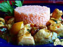 Potrawka w curry