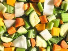Potrawka warzywna z tymiankiem