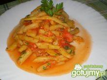 Potrawka z fasolki szparagowej i pomi