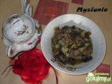 Potrawka z gęsich żołądków