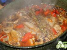 Potrawka z indyka wg Danuty