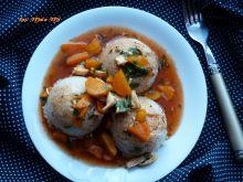 Potrawka z kurczaka (bez śmietany)