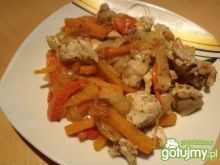 Potrawka z kurczaka i warzyw 2