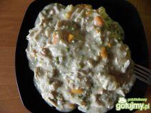 Potrawka z kurczaka wg zibi i niesia