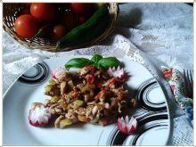 Potrawka z kurczaka z selerem naciowym