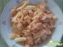 Potrawka z kurczakiem i mascarpone