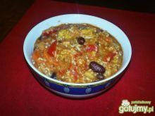 Potrawka z kurczakiem i ryżem