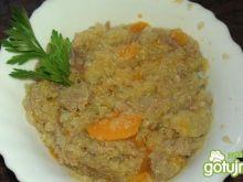 Potrawka z quinoa dla malucha