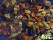 Potrawka z wędzonego tofu