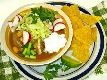 Pozole meksykańskie