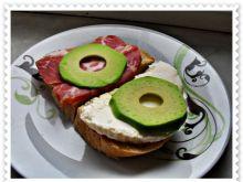 Pożywna i chrupiąca kanapka