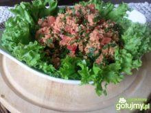 Pozywna salatka z tureckiego Bulgur