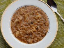 Pożywna zupa gołąbkowa