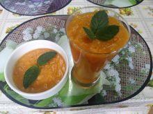 Pożywna zupa-krem z dyni