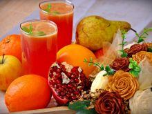 Pożywny sok orzeźwiający