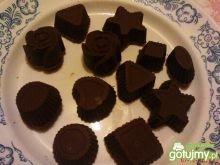 Pralinki kakaowo - kokosowe z alkoholem