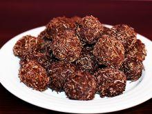 Praliny orzechowo   kakaowe