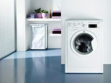 Pralki Indesit Eco Time