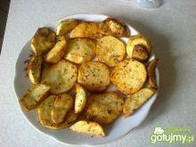 Prawie chipsy piegate domowej roboty
