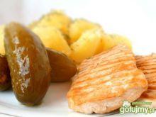Prawie grillowany schab z ziemniakami