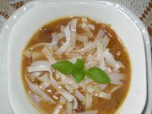 Prawie zupa Pak Choi :