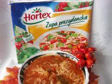 Prezydencka zupa pomidorowa