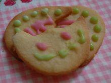 Proste ciasteczka maślane