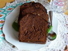 Proste ciasto czekoladowe na maślance