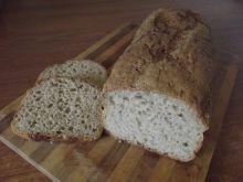 Prosty chleb pszenno żytni