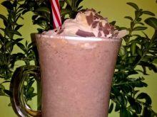 Prosty czekoladowo bananowy shake