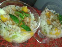 Prosty deserek ryżowy