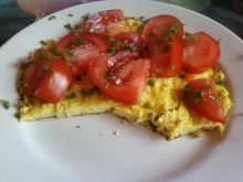 Prosty sposób na puszysty omlet
