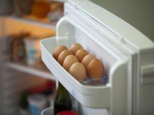 Przechowywanie jaj w lodówce