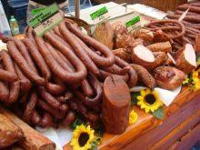 Przechowywanie mięs i wędlin
