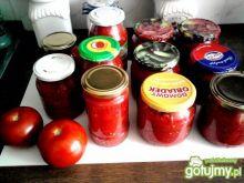Przecier pomidorowy 9.