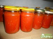 Przecier pomidorowy nieco inaczej