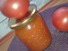 Przecier pomidorowy ze świeżych pomidorów