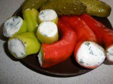 Przekąska z papryczek chilli