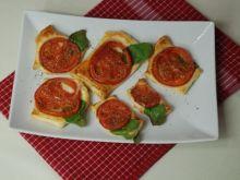 Przekąski z pomidorem