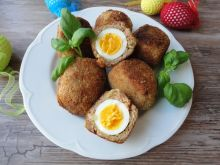 Scotch eggs - jajka w mięsie