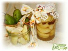 Przetwory i nalewki z gruszek