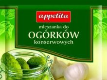Przyprawy do ogórków konserwowych