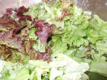Przyrządzanie sałaty bez pozbawiania jej witamin