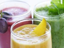 Przyrządzenie nektaru z owoców