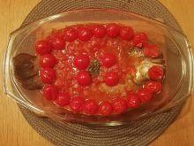 Pstrągi podwójnie pomidorowe